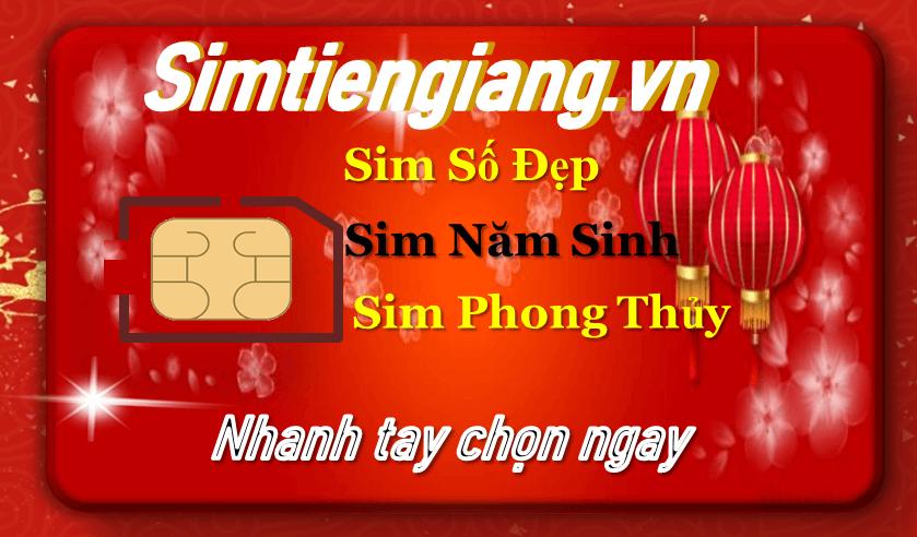 Sim số đẹp tại Simtiengiang.vn